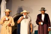 Dítě, pes a starý herec na jeviště nepatří aneb Cyrano