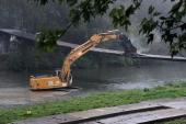 Bourání mostu