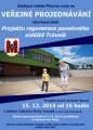 Veřejné projednávání návrhové části Projektu regenerace panelového sídliště Trávník