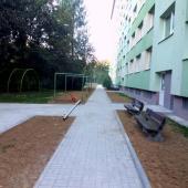 Předmostí (úprava chodníků)