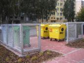 Předmostí (úprava kontejnerového stání)