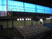 severní tribuna před rekonstrukcí