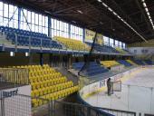 severní tribuna po rekonstrukci