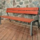 Vyberte umístění pro lavičku