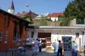 Dvorek architektury - Žerotínovo náměstí č. 44