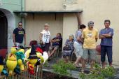 Hravý dvorek - Horní náměstí č. 10