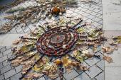 Přírodní koberec - LAND ART