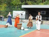 Oslavy 850 let obce Žeravice