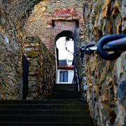 Hradební schody (fortna)