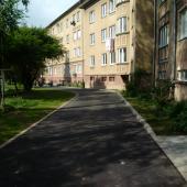 Vnitroblok, ul. Žižkova