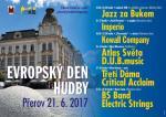 Evropský den hudby