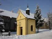 Kaplička ve Vinarech