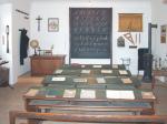 Školní třída a kabinet měšťanské školy
