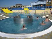 venkovní zážitkový bazén