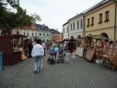 Historický program - Horní náměstí