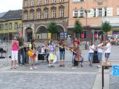 BEHIND THE MILL - hudební skupina ZŠ Za Mlýnem