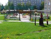 Dětské hřiště Ententyky