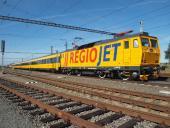 Nový dopravce 2011 Regio Jet
