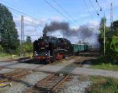 Lokomotiva 534 0432 Kremák