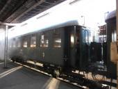 Historický osobní vagon čsd