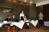 Setkání s Lenkou Kohoutovou poslankyní Parlamentu ČR 9 1 2012 (6)