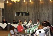 Setkání s Lenkou Kohoutovou poslankyní Parlamentu ČR 9 1 2012 (9)