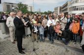 Proslov primátora Jiřího Lajtocha