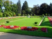 Park Michalov v celé své kráse