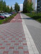 Předmostí cyklostezka