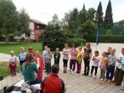 Výchovně rekreační tábor   2012