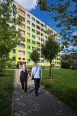 Revitalizace panelového sídliště Předmostí