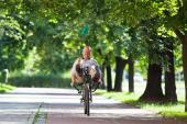 Cyklostezka Dvořákova ulice