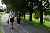 Cyklostezka kolem Bečvy