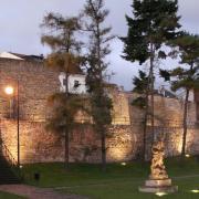 Hradby před setměním