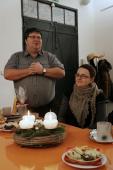 Záštitu nad setkáním vystavovatelů sezony 2012 převzal radní Václav Zatloukal