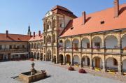Moravská Třebová - zámek