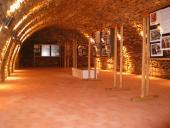 Nově rekonstruované podzemní prostory Městského muzea datované do poloviny 16.  století