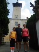 004 Dřevohostický zámek a moje rodina 2