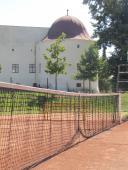 022 Působení slunce na stavbu renesančního zámku při sportovní činnosti (3)