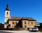 029 Kostel sv. Jiří v Bludově