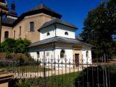 030 Hrobka rodu Žerotínů v Bludově