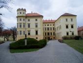 050 Zámek ve Strážnici  - nejvíce změnil tvář zámku Jan Jetřich ze Žerotína