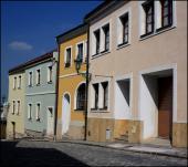 079 Pohled na Horní náměstí v Přerově
