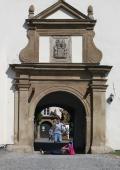 092 Zámecká brána v Dřevohosticích