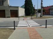 ulice Mírová