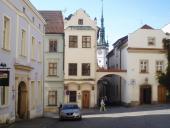 163 Tudy chodili Žerotínové, Žerotínovo náměstí, Olomouc