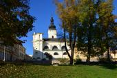 169 Kostel nanebevzetí panny Marie, Moravská Třebová