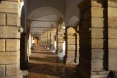 172 Zámecké renesanční arkády, Moravská Třebová