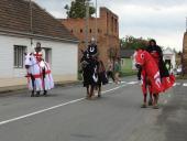 194 Jezdci u strážnické Skalické brány z 1  poloviny 16  století
