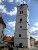 197 Strážnická věž z roku 1617 a z časů Jana Fridricha z Žerotína